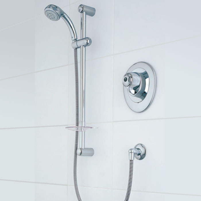 Merrows Bathrooms And Showers Trevi Built In Thermostatic