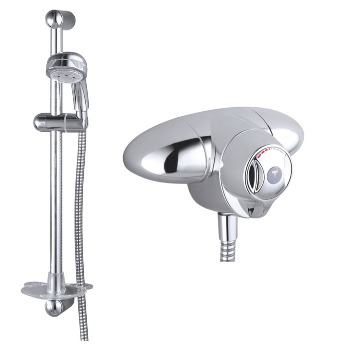 Merrows Bathrooms and Showers: Trevi CTV Built In Thermostatic ...